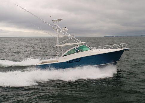 2018 Albemarle 360 Express Fisherman