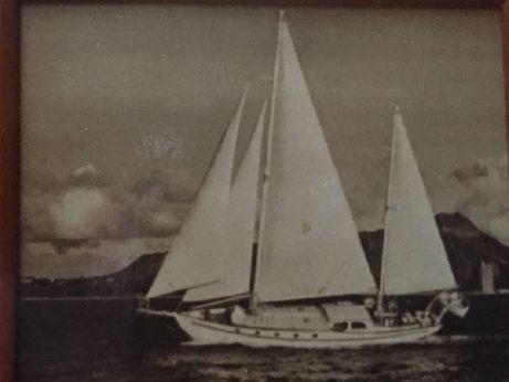1960 Custom Aux Ketch