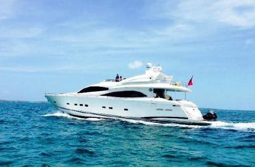 2003 Sunseeker Flybridge Motor Yacht