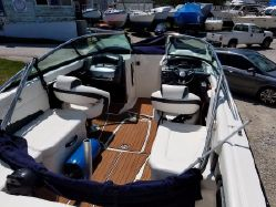 photo of  26' Monterey 268SS Bowrider