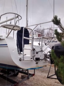 2004 Catalina 250 Water Ballasted