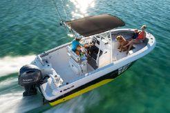2019 Wellcraft 202 Fisherman