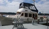 photo of 40' Albin Trawler Double Cabin