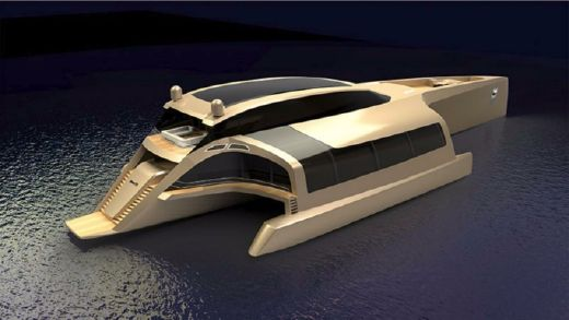 2017 Sunreef 210 Power Trimaran