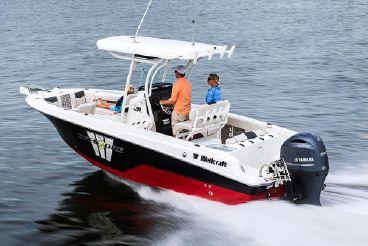 2019 Wellcraft 222 Fisherman