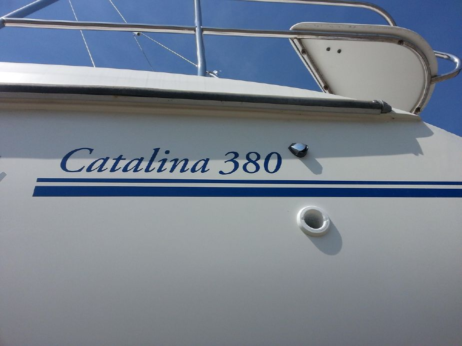 2000 Catalina 380 Sail Boat For Sale - www yachtworld com