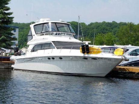 2001 Sea Ray 480DB
