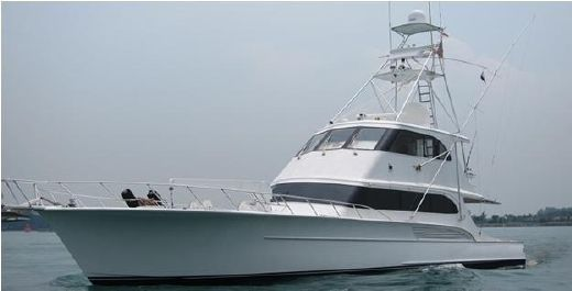 2001 Buddy Davis 68 Sportfishing