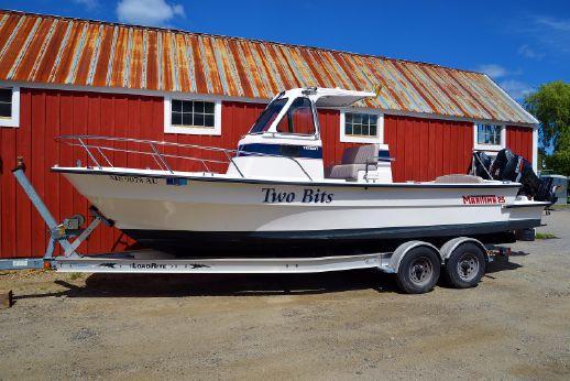 2009 Maritime Skiff Patriot 25