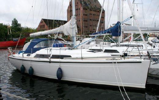 2008 Hanse 320