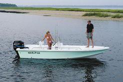 2004 Sea Fox 195 Bay Fisher
