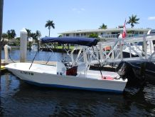 1973 Boston Whaler 17 Montauk