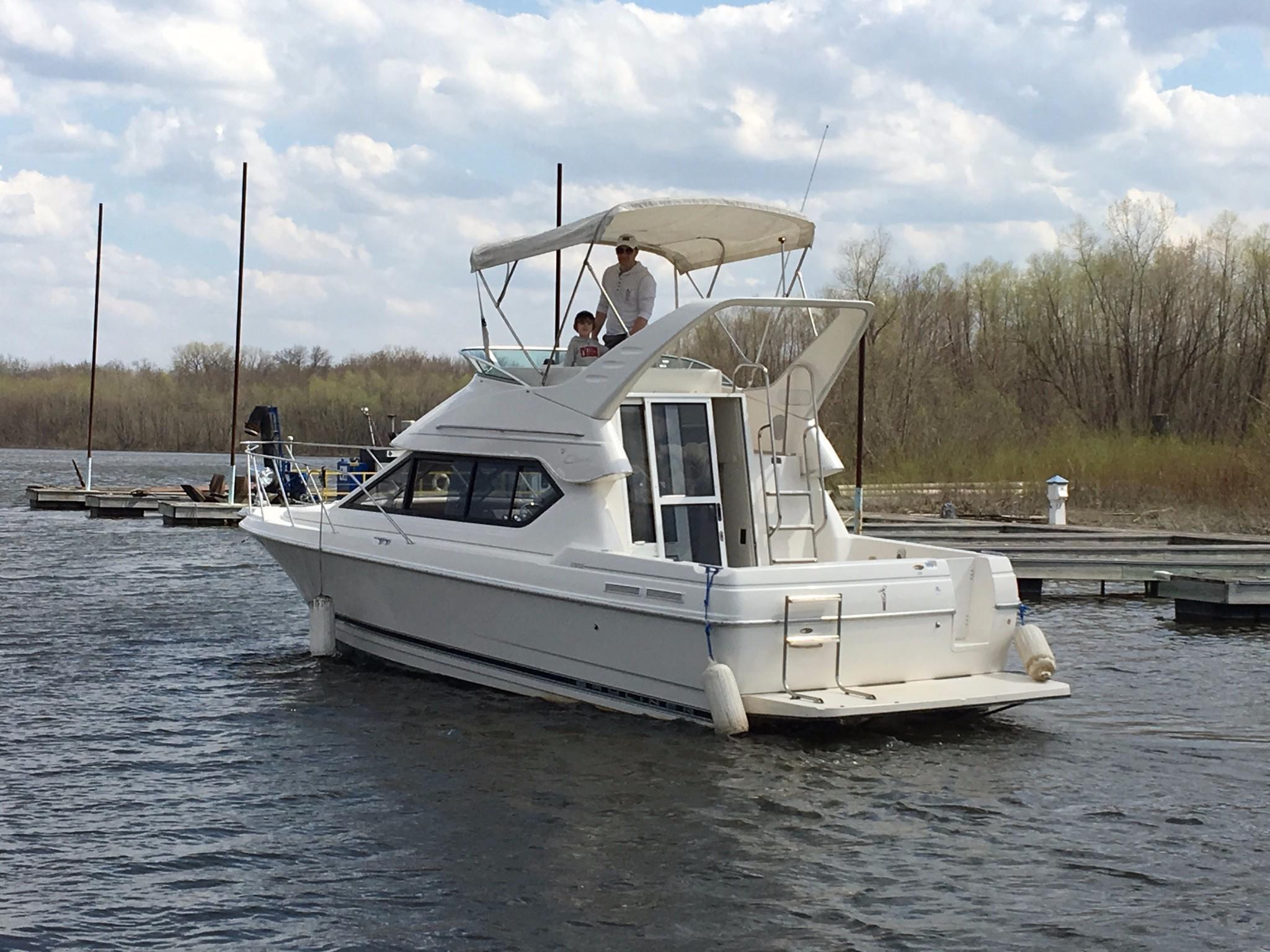Insurance Brokers Of Mn >> 1997 Bayliner 2858 Ciera Command Bridge Power Boat For Sale - www.yachtworld.com