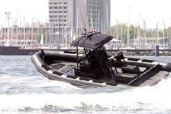 2005 Custom TP Marine Patroullienboot