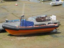 1998 Delta Powerboats RIB