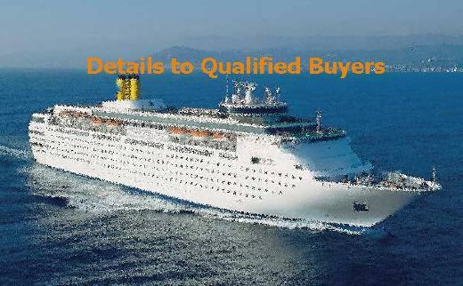 1991 Cruise Ship, 1680 Passengers -Stock No. S2359