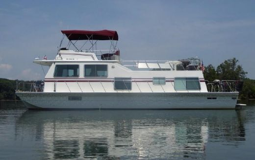 1990 Harbor Master 47