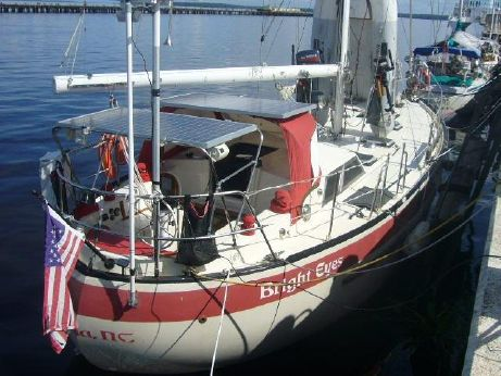 1981 Corbin 39 Pilothouse Cutter