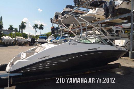 2012 Yamaha 210 AR