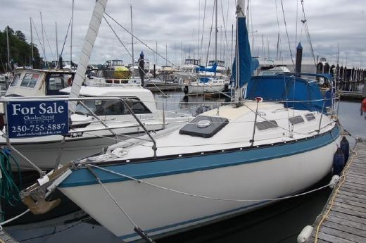1977 Canadian Sailcraft 27 Sloop