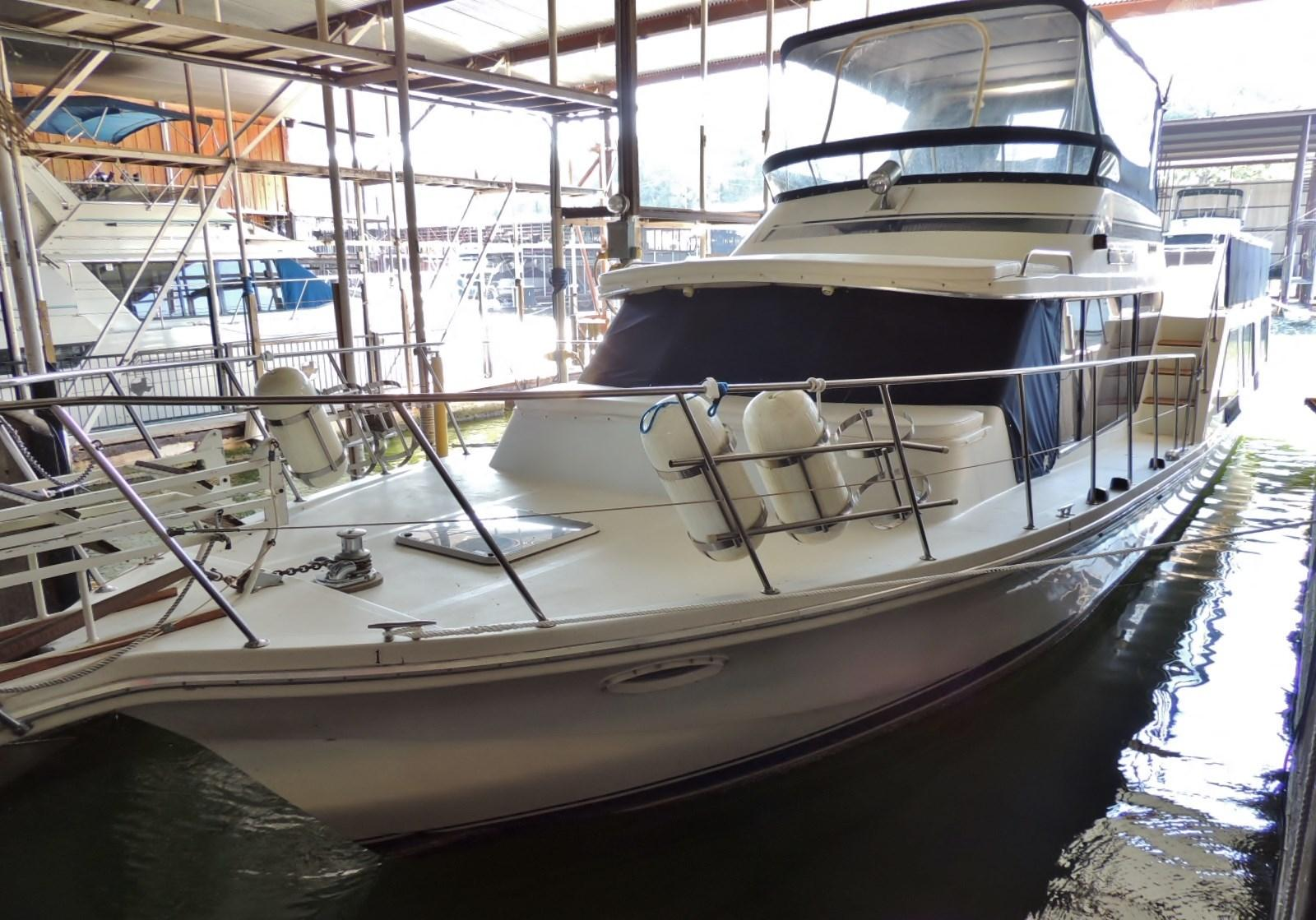Boats For Sale In Tn >> 1987 Bluewater Yachts 51 Coastal Cruiser Power Boat For Sale - www.yachtworld.com