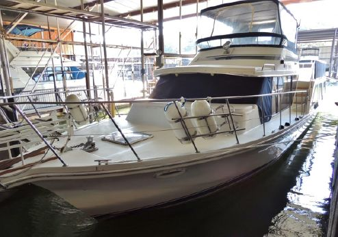 1987 Bluewater Yachts 51 Coastal Cruiser