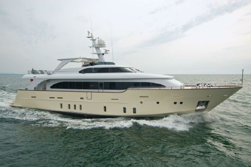 2008 Benetti Sail Division Benetti SD 90 Extended