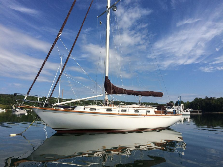 1985 Cape Dory 36 Cutter Sail New and Used Boats for Sale