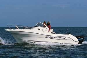 2003 Quicksilver Commander 750 Offshore