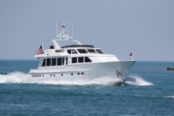 1996 Burger Raised Pilothouse
