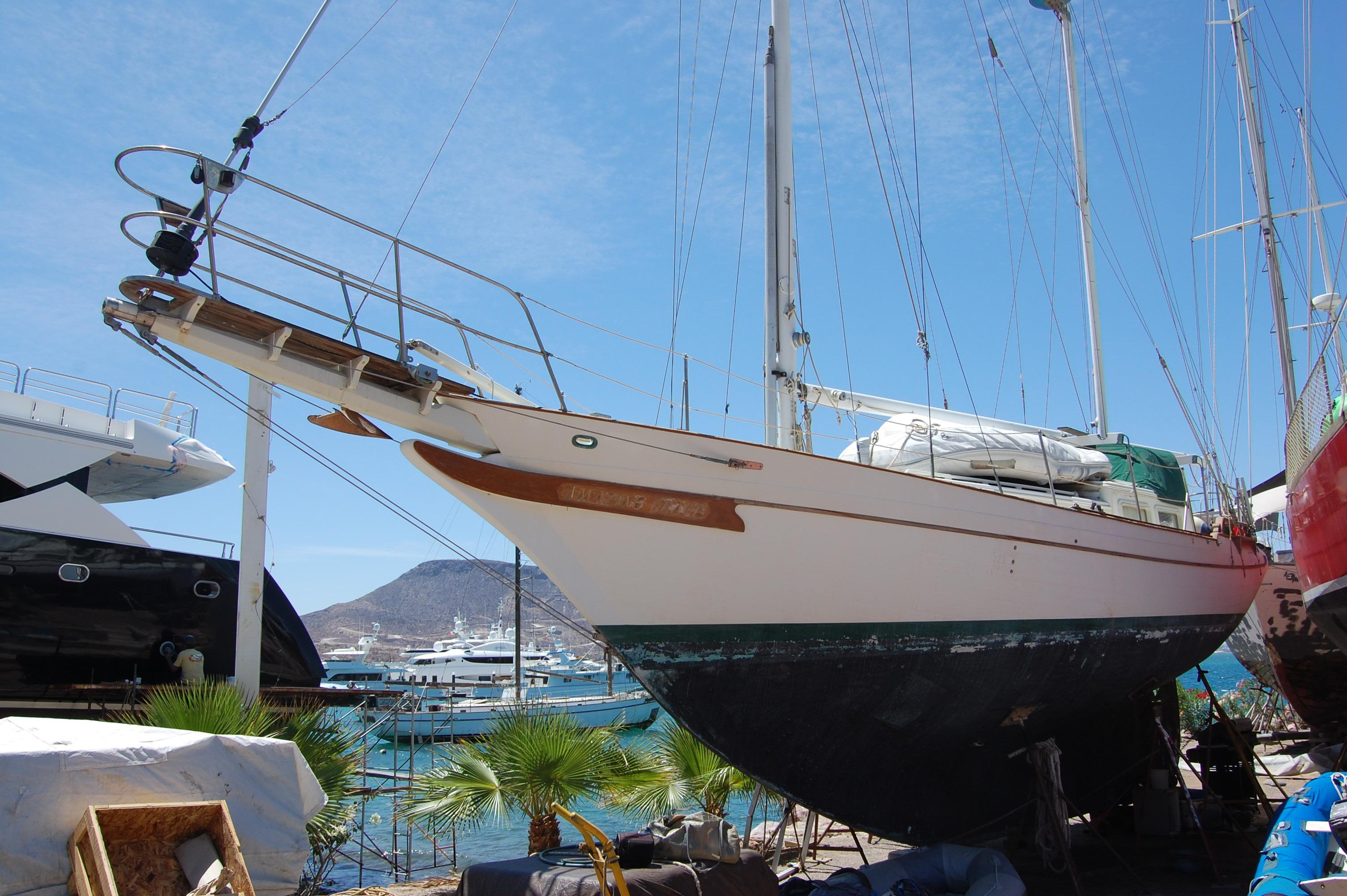 41' Ta Chiao CT-41+Boat for sale!