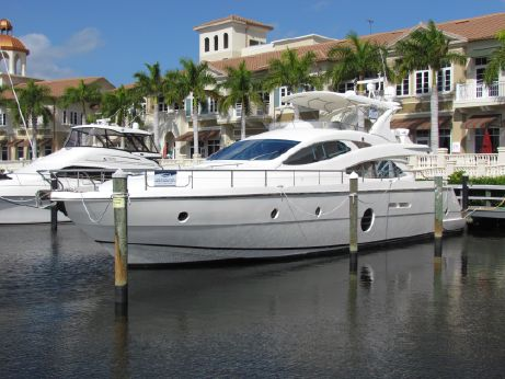 2008 Aicon 64 Flybridge