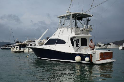 2002 Luhrs 400 Convertible