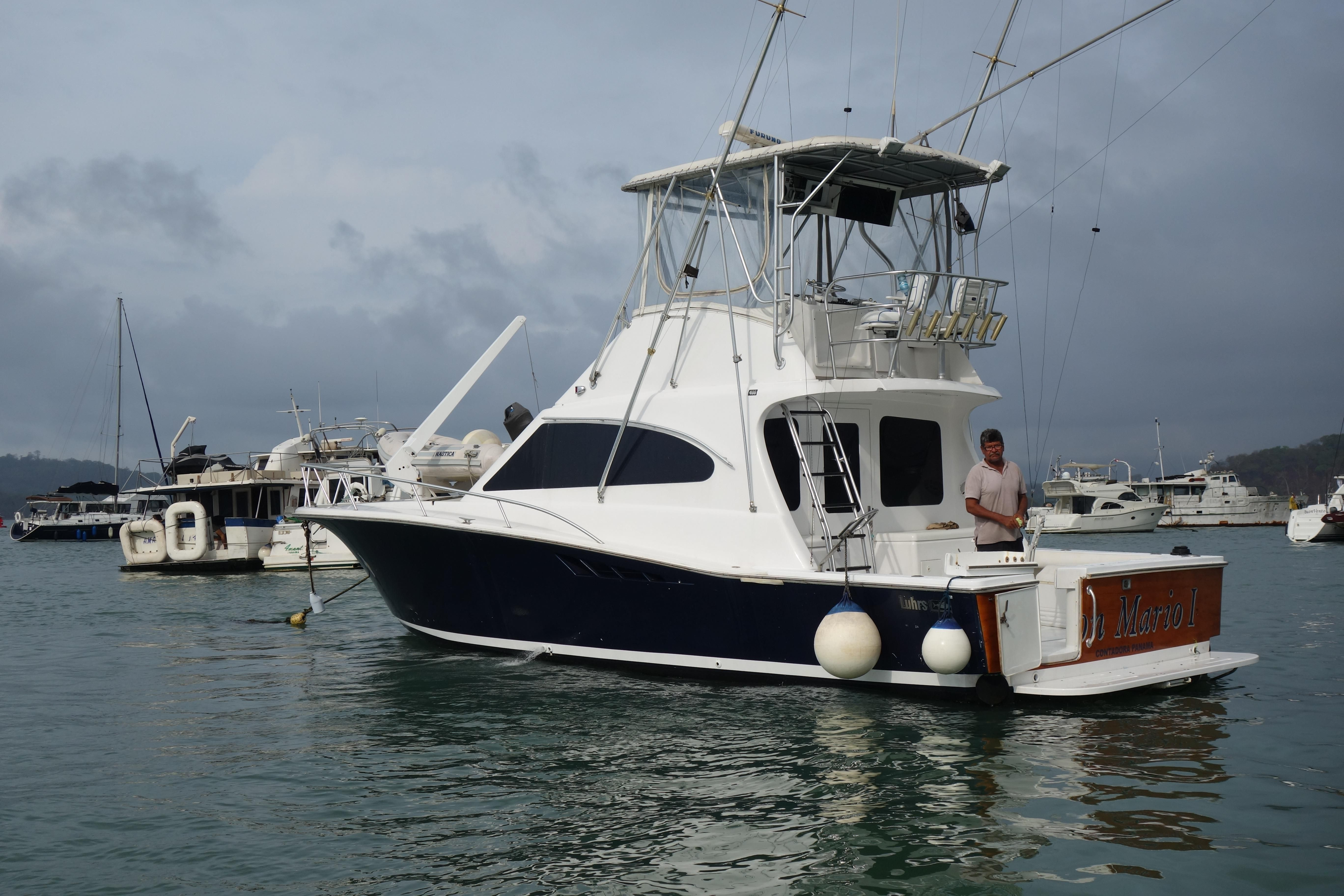 Diesel Generator For Sale >> 2000 Luhrs 400 Convertible Power Boat For Sale - www.yachtworld.com