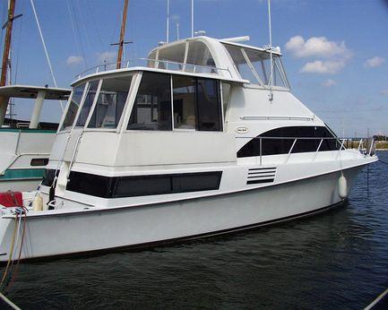 1997 Ocean Cockpit Motor Yacht
