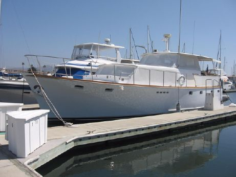 1966 Stephens Flush Deck Motoryacht