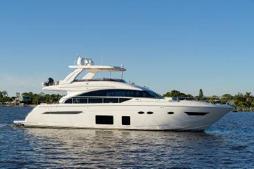 Princess 68 Flybridge Motor Yacht For Sale Yachtworld Uk