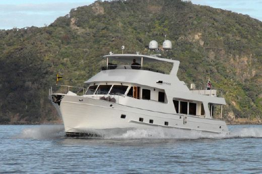 2011 Outer Reef Yachts 630