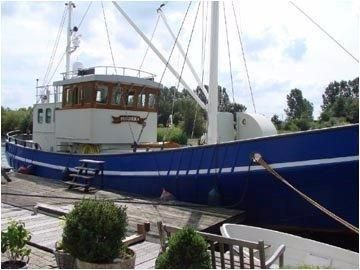 1946 Ex-Fishing Trawler