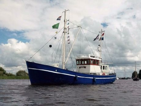 1946 Ex-Fishing Trawler