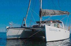 2014 Custom Admiral 40