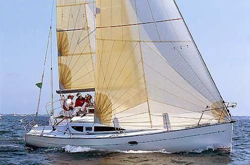 2002 Jeanneau Sun Fast 32i