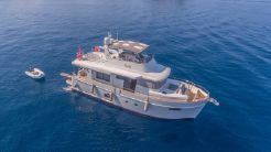 2014 Beneteau Swift Trawler 50