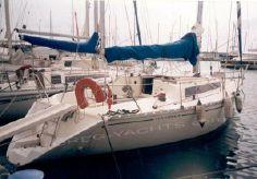1984 Jeanneau SUN SHINE 36 extended 38