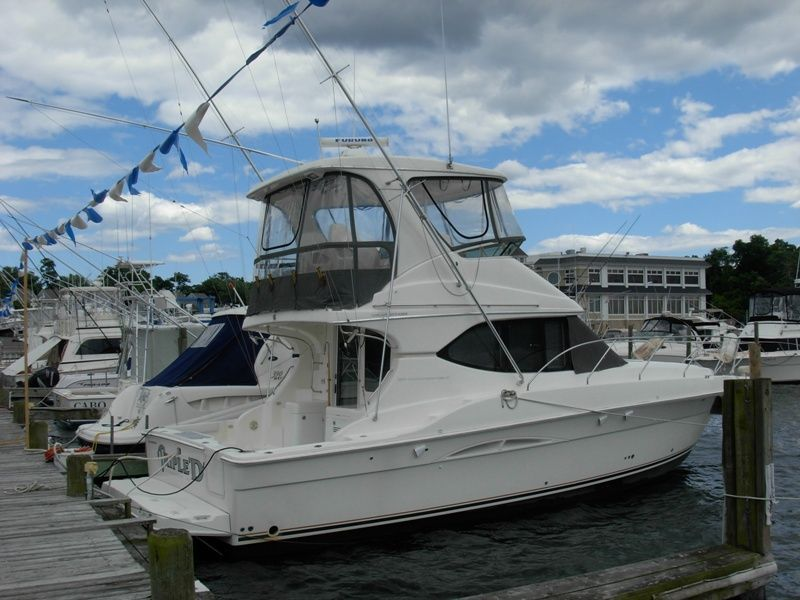 2003 Silverton 38 Convertible Power Boat For Sale Www Yachtworld Com
