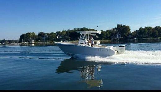 2017 Sea Pro 239 CC
