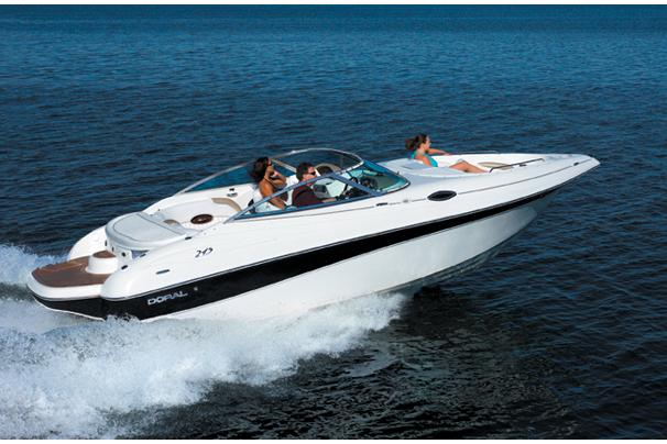2006 Doral 245 Sunquest Power Boat For Sale Www