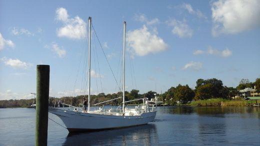 2008 Colvin Staysail Schooner