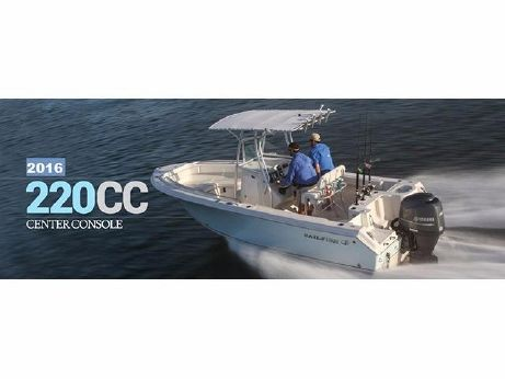 2016 Sailfish 220 CC