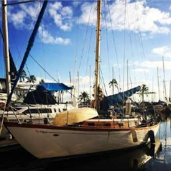 1968 Cheoy Lee Offshore 40